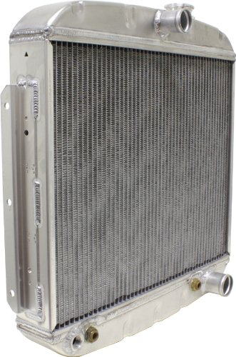 1955-57 Compatible/Replacement for Chevy Direct Fit Aluminum Radiator - Direct Replacement Direct Fit Aluminum Radiator