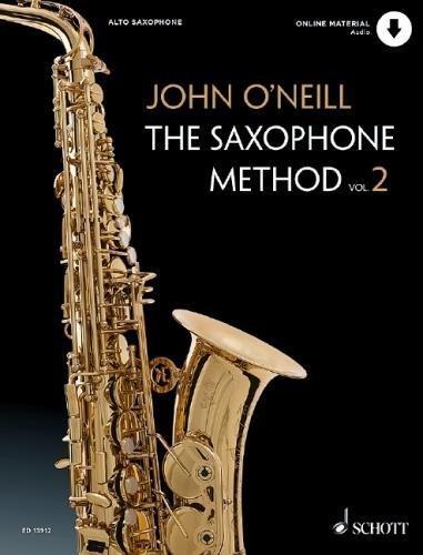 Read Online The Saxophone Method: The Saxophone Method 2 PDF