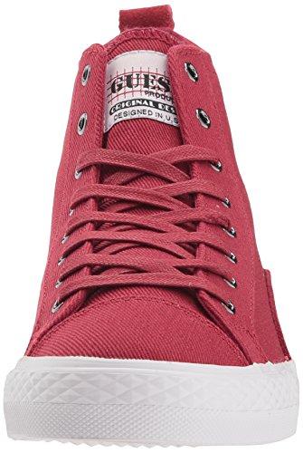 Perio Sneaker Red Guess Men's Guess Men's C17qgt0t