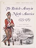The British Army in North America, Robin May, 0850451957