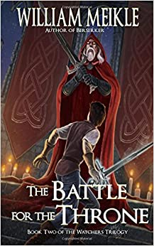 Book The Battle for the Throne: Volume 2 (Watchers)