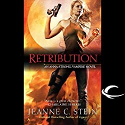 Retribution: Anna Strong, Vampire, Book 5