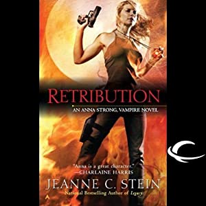 Retribution: Anna Strong, Vampire, Book 5 Audiobook