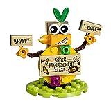 LEGO Angry Birds 75823 Bird Island Egg Heist Building Kit (277 Piece)