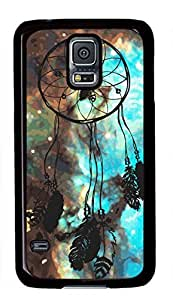 Dream Catcher Painting Theme Hard Back Cover Case For Samsung Galaxy S5 I9600 Case