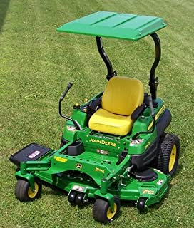 Canopy Fits John Deere Compact Tractors With Rops Up To 34  Wide & Amazon.com : Original Tractor Cab Sunshade Fits John Deere Compact ...