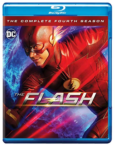 The Flash: The Complete Fourth Season (BD) [Blu-ray] (Arrow Flash Supergirl Legends Of Tomorrow Crossover Order)
