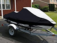 Extremely Durable, Breathable, Travel, Mooring and Storage Jet Ski Watercraft PWC Cover for Polaris MSX 110 2003 2004