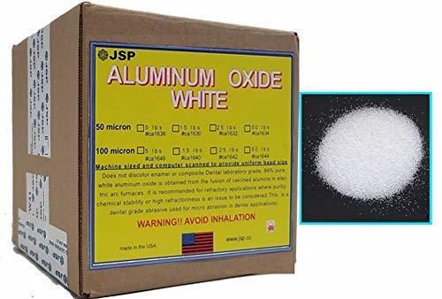 Aluminum Oxide, White 100 Micron 5 lbs(ca1646)