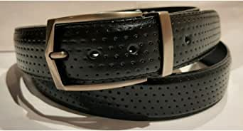 Genuine Natural Leather Classic Belt - 2725611973861