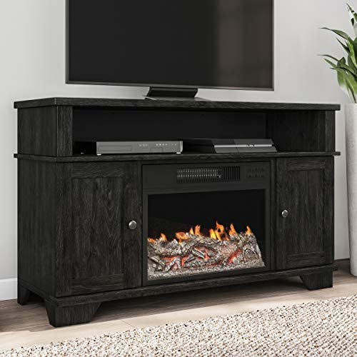Northwest 80-FPWF-11 Heat Electric Fireplace Stand-for TVs up to 47″