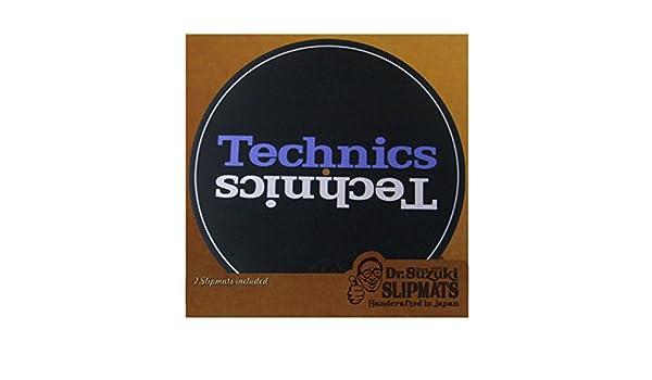 Dr.Suzuki Mix Edition Slipmats Technics (par): Amazon.es ...