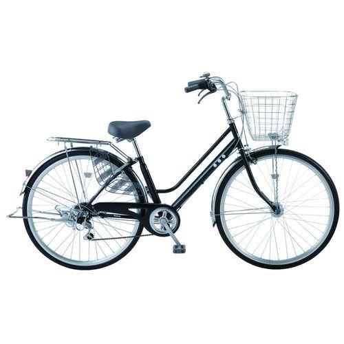 パンクしない自転車 軽快車 27型 外装6段変速 LT06 27インチ B07B85776D