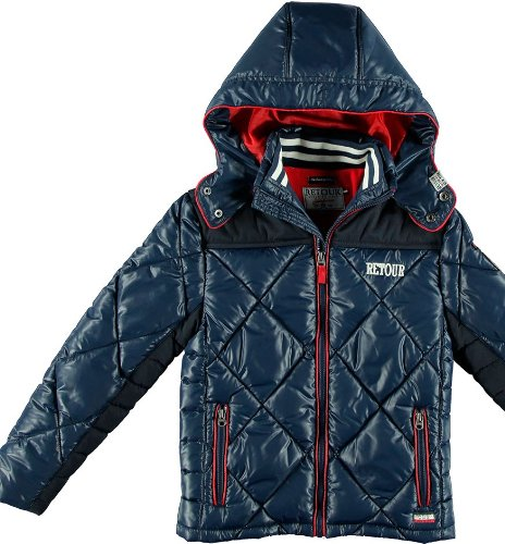 Retour Jeans Jungen Winterjacke, James