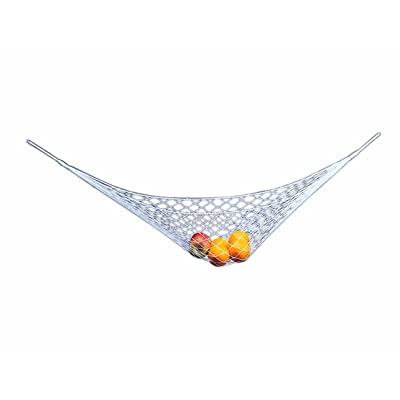 SeaSense Nylon Gear Hammock, White: Sports & Outdoors