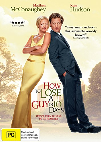 How to Lose a Guy in 10 Days | Platinum Collection | NON-USA Format | PAL | Region 4 Import - Australia