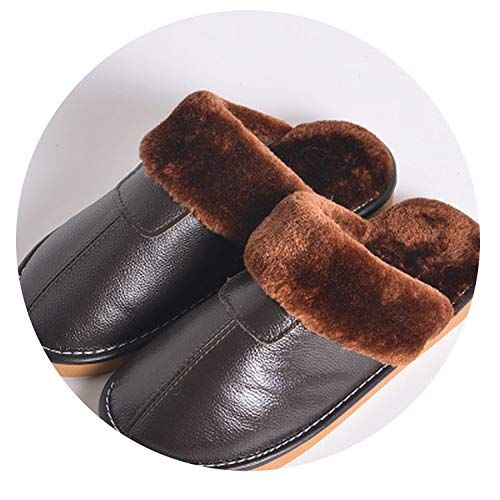 Efficient Winter Children Home Slippers For Boys Shoes Kids Baby Indoor Slippers Cute Beard Ball Cotton Slippers Non-slip Warm Shoes Children's Shoes Mother & Kids