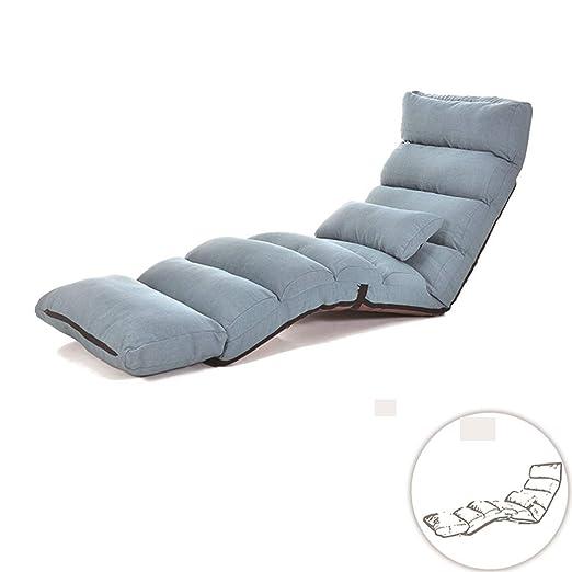 Lazy Couch Bean Chair Silla Sofá Cama Plegable Sillón ...