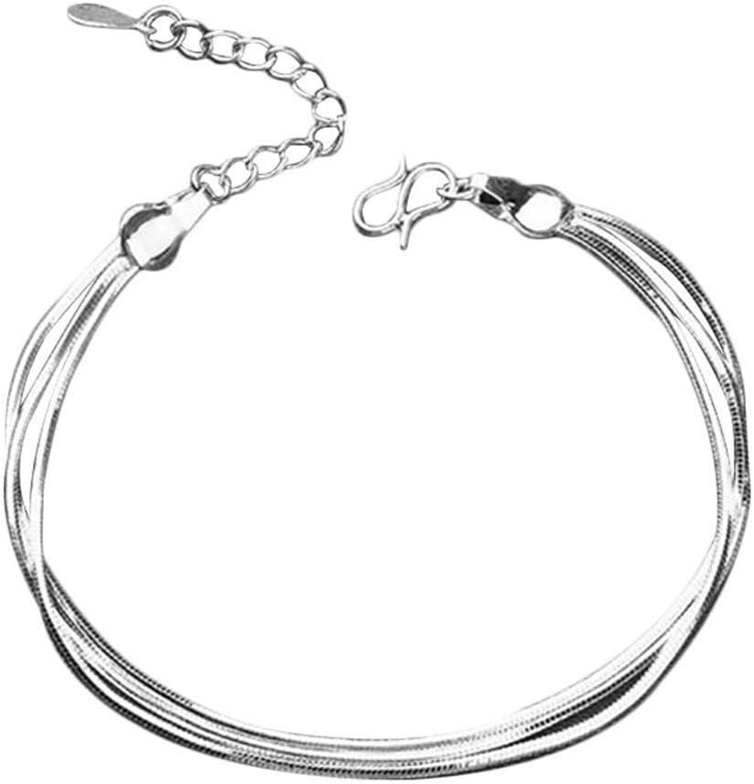 MMC Lucky Blue Eyes Silver Pendants Necklaces