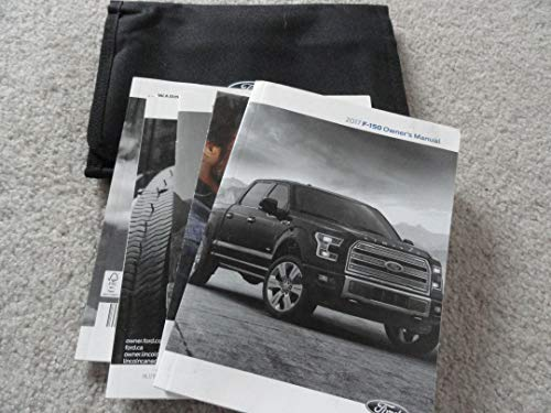 (Original 2017 Ford F-150 Truck Owners Manual - 590 Pages)