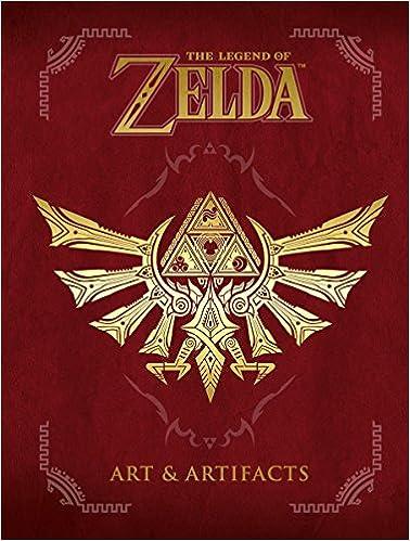 Amazon.com: The Legend of Zelda: Art & Artifacts (9781506703350): Nintendo:  Books
