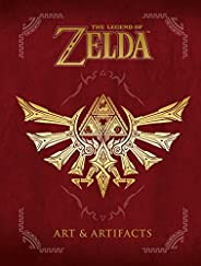 The Legend of Zelda: Art & Artif