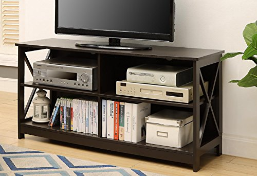 Convenience Concepts Oxford TV Stand, Espresso
