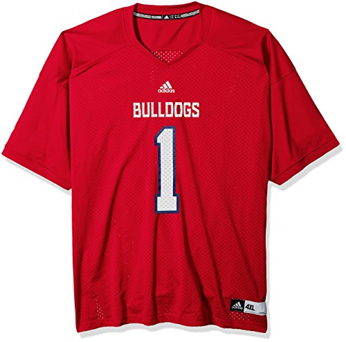 adidas Adult Men Replica Football Jersey, Power Red, Large ()