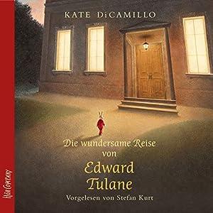 Die wundersame Reise von Edward Tulane Hörbuch