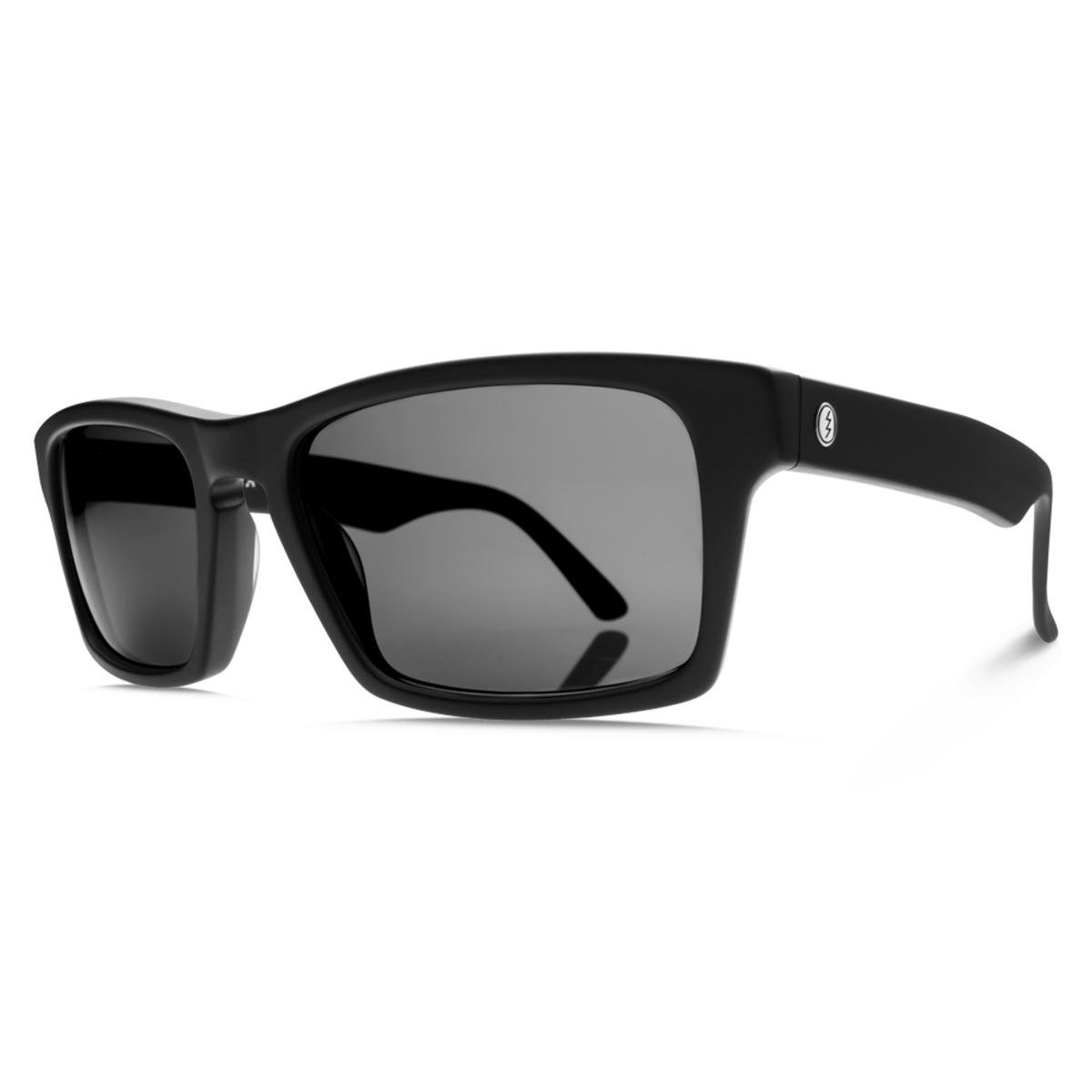 Electric Visual Hardknox Matte Black Sunglasses