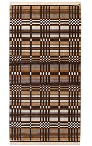 (Pendleton Sonora Serape Sculpted Bath Towel, Brown)