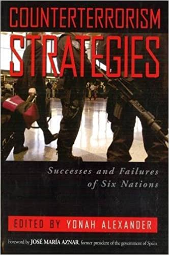 Counterterrorism Strategies: Successes and Failures of Six Nations by Yonah Alexander (2006-11-09)