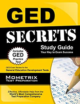 Amazon ged secrets study guide ged exam review for the general ged secrets study guide ged exam review for the general educational development tests by fandeluxe Choice Image