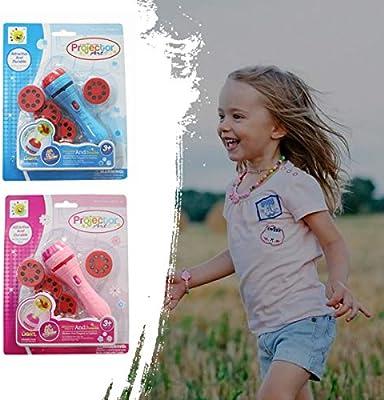Gugutogo Mini proyector de Juguete Slide Kids Story Linterna ...