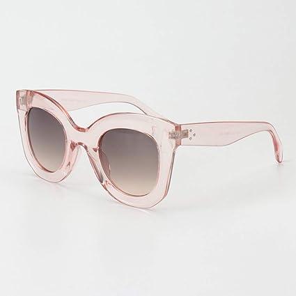 KUNHAN Gafas de sol Gafas Graduadas para Mujer Moda De ...