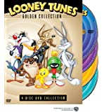 Looney Tunes: Golden Collection, 4-disc DVD collection