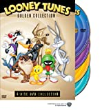 Buy Looney Tunes: Golden Collection, 4-disc DVD collection