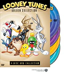 Looney Tunes: Golden Collection, The (DVD)They're the crown princes of animation. They're the international ambassadors of cartoon comedy. They're the fabulously funny friends you grew up with! And now, 56 of the very best animated shorts sta...