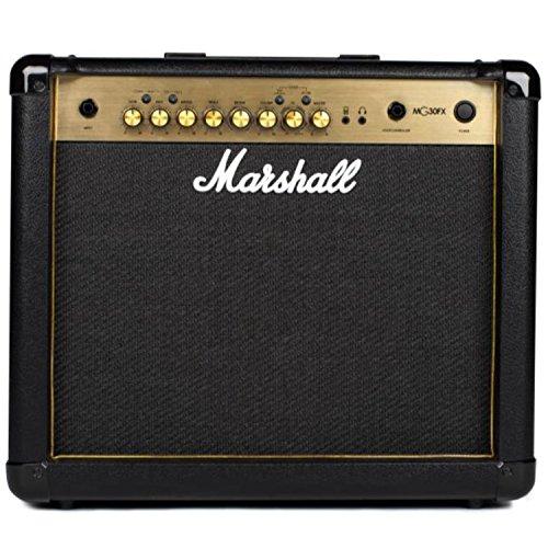 Marshall MG30GFX Gold 30-Watt 1 x 10 Guitar Combo Amplifier by Marshall