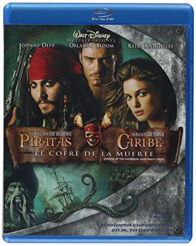 PIRATAS DEL CARIBE EL COFRE DE LA MUERTE / BLU RAY (Piratas Del Caribe El Cofre De La Muerte)