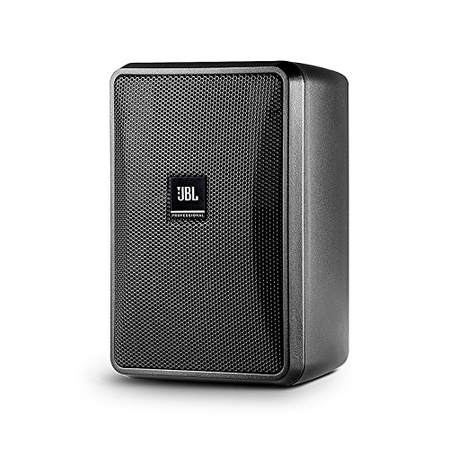 JBL Control 23-1 | Ultra Compact 3inch Two Way Vented Loudspeaker Black Pair (Jbl Control One Woofer)
