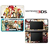 Tales of the Abyss Decorative Video Game Decal Cover Skin Protector for Nintendo 3Ds (not 3DS XL)