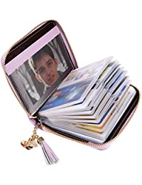Best RFID Blocking Credit Card Holder Metal Credit Card Case Wallet Secure Protection for Men and Women, MaxGear Top Stainless Steel Metal Slim Wallet Credit Card Wallet …