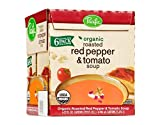 Pacific Foods Organic Gluten-Free Creamy Roasted Red Pepper & Tomato Soup: 6 Pack (32 fl oz.)