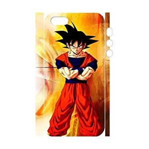 Amazon.com: Cool Goku Case For iPhone 5S 3D Dragonball