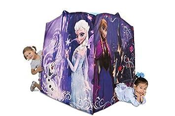 Disney Frozen Anna Elsa And Olaf Mega Castle Tent House For Girls