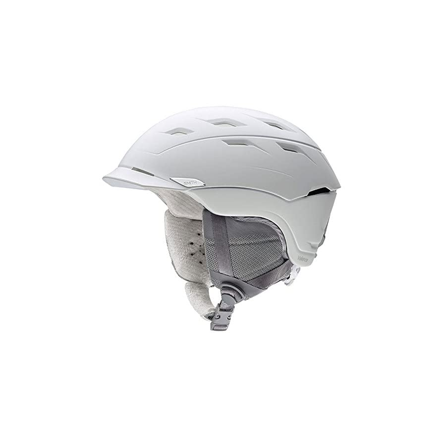 Smith Women's Valence Helmet Satin White Large