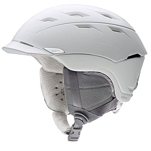Smith Women's Valence Helmet Satin White Large