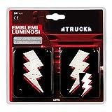 CP emblems Flash LED 24V