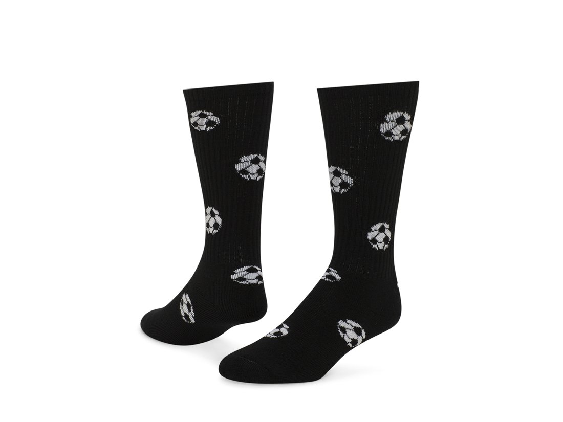 Red Lion Soccer Balls Athletic Socks ( Black - Small )